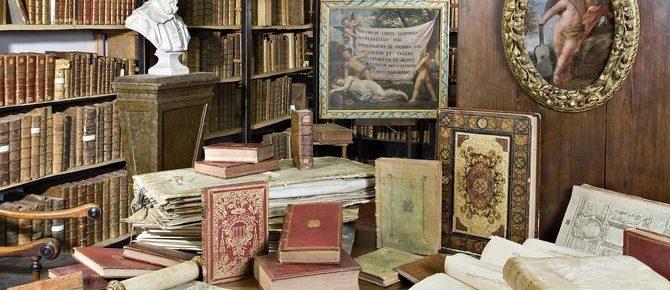 Transfert de la bibliothèque-musée Inguimbertine