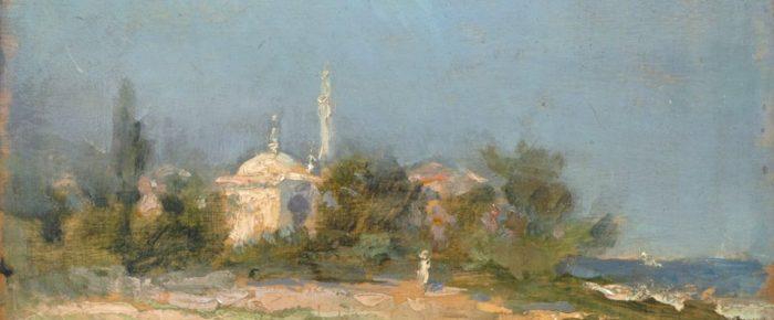 Acquisition  du musée Ziem (Martigues)