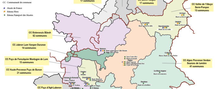 Le réseau des musées des Alpes de Haute-Provence